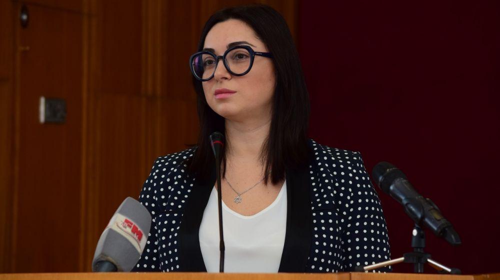 Инна Смаль уволилась с должности заместителя председателя Госкомрегистра Крыма