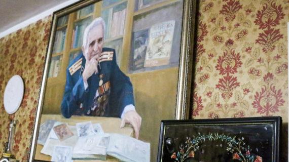 В Крыму скончался 95-летний ветеран Великой Отечественной войны Азат Григорян