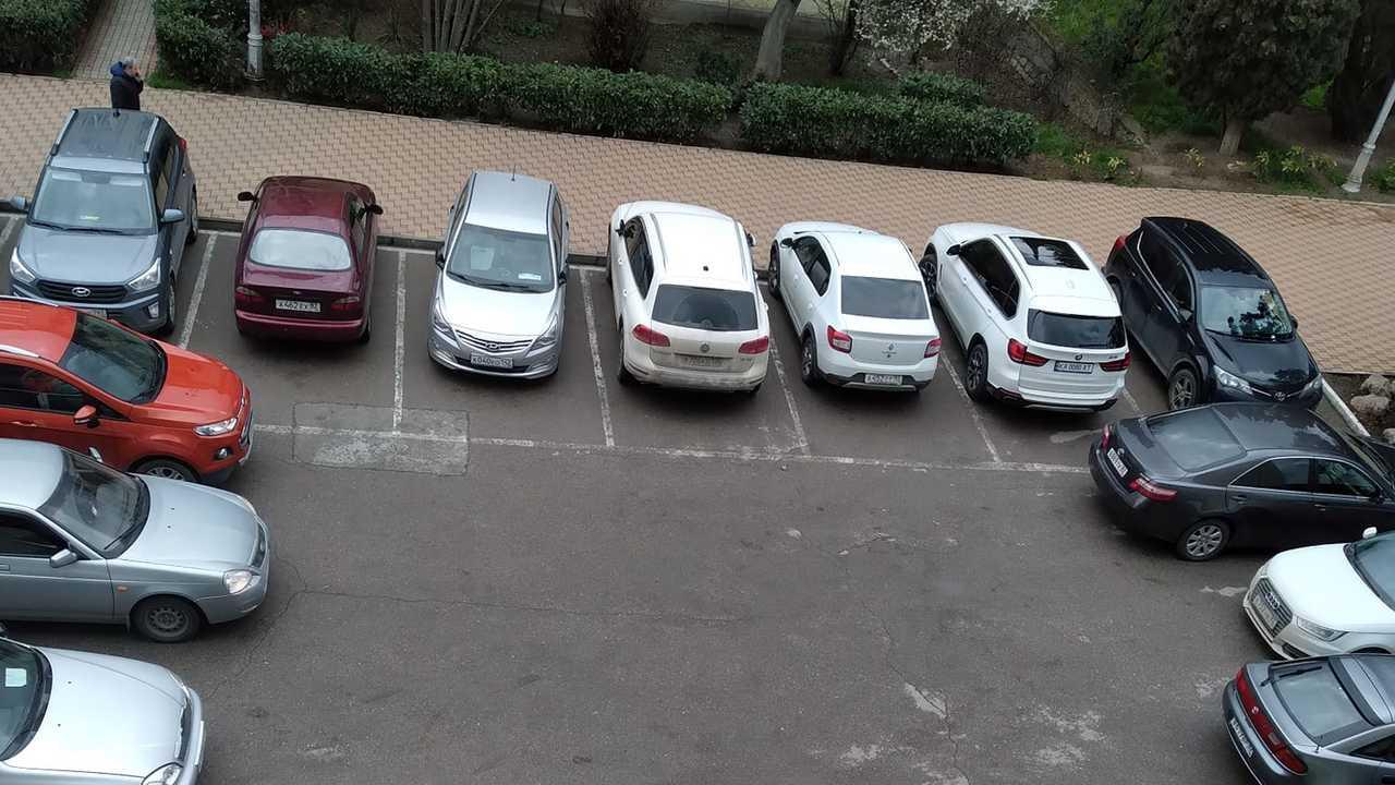 В Ялте построят 36 автоматизированных платных парковок