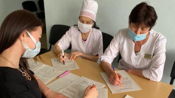 В Раздольненском районе развернули 9 пунктов вакцинации от коронавируса