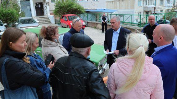 Аксёнов с главой Симферополя совершит полную инвентаризацию проблем города