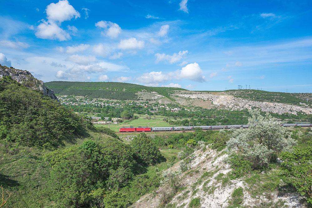 В Крыму поменялось расписание движения некоторых пригородных поездов