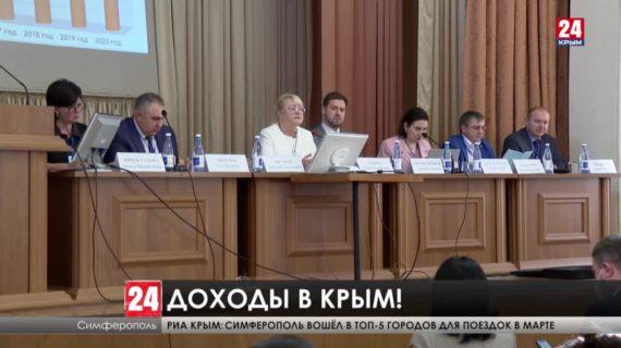 Финансовая грамотность, цифровизация экономики и вывод бизнеса из тени – в Крыму стартовала Всероссийская конференция