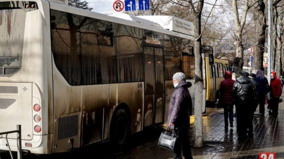 Троллейбус №16 временно  не будет ходить до нового медцентра имени Семашко в Симферополе