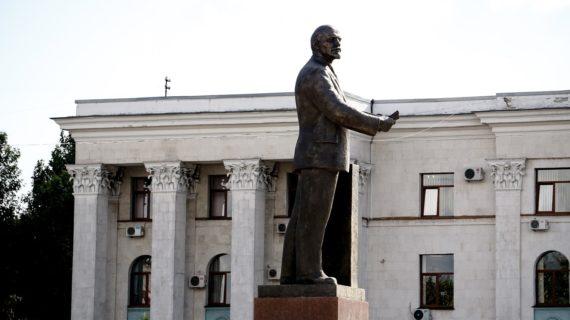 В Симферополе на площади Ленина не будет фонтана