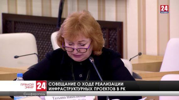 Совещание по строительной отрасли Республики Крым от 08.04.21