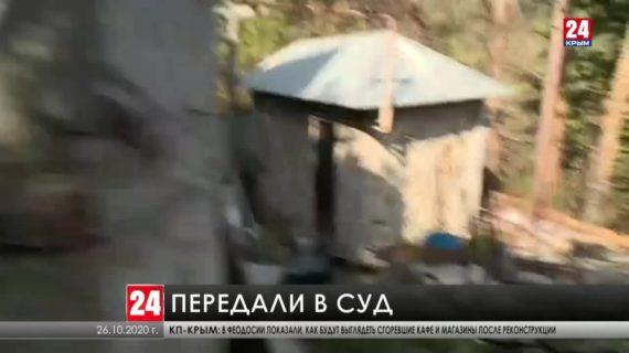 Прокуратура Ялты утвердила обвинение в отношении жителя Гаспры, который препятствовал работе съёмочной группы телеканала «Крым 24»