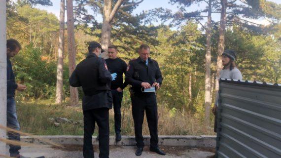 Житель Гаспры пойдёт под суд за нападение на видеооператора «Крым 24»