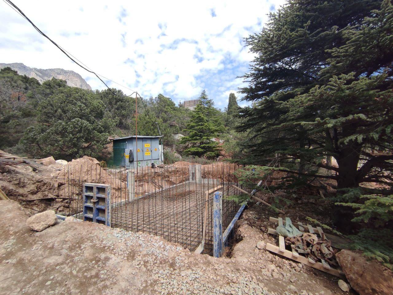Комиссия Совета министров РК дала застройщику неделю на благоустройство Форосского парка