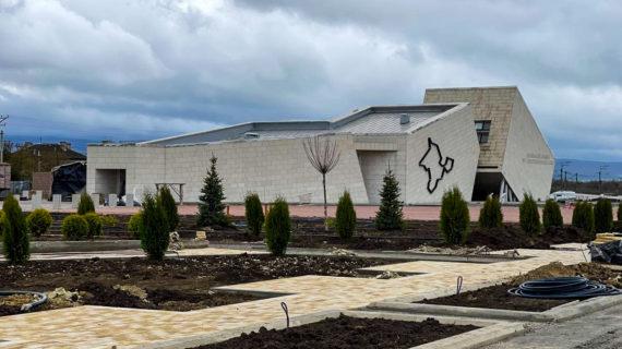 Возведение мемориала «Путь возрождения народов Крыма» в Бахчисарайском районе завершат к 18 мая