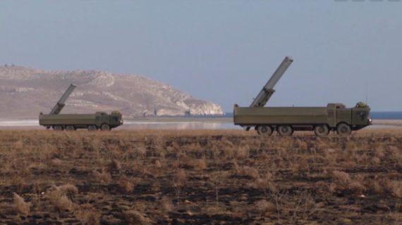Масштабные межвидовые учения войск ЮВО И ВДВ пройдут в Крыму