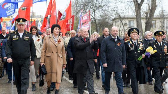 В Балаклаве отмечают 77-ю годовщину освобождения от войск нацистской Германии