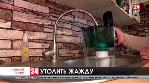 Питьевая – в каждый дом! В Первомайском районе меняют коммуникации.  Когда селяне получат качественную воду?