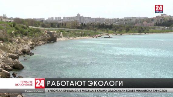 В Севастополе проверяют информацию о возможном разливе дизельного топлива