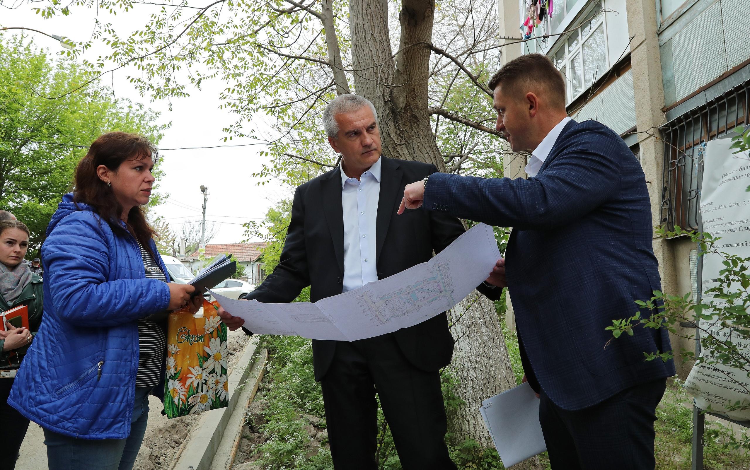 В Симферополе район Автовокзала и улицу Лермонтова свяжут прямым маршрутом общественного транспорта