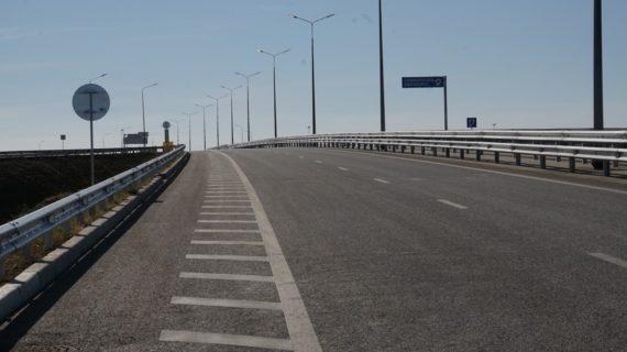 Четыре съезда с трассы «Таврида» появятся к декабрю 2023 года