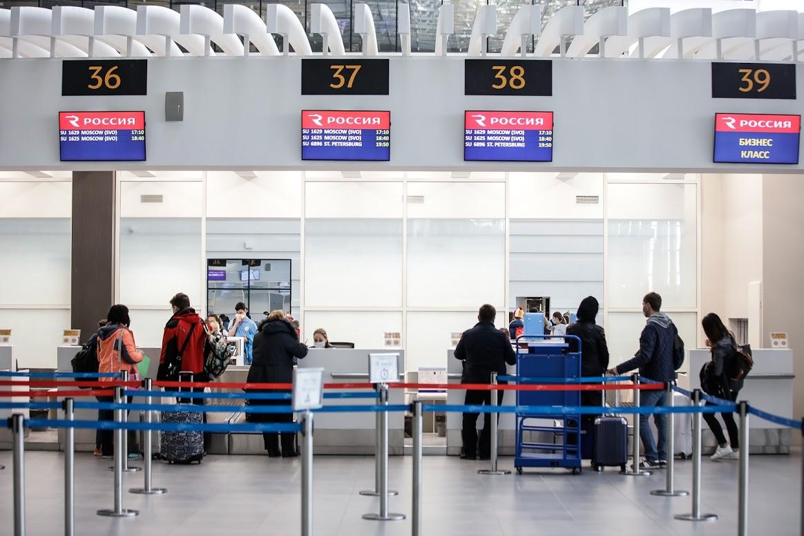 Аэропорт Симферополя признали лучшим в СНГ в области авиационного маркетинга