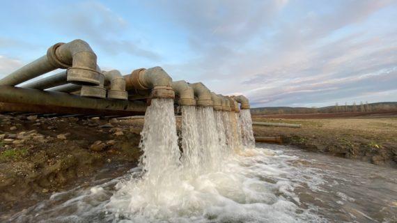 Апрельские осадки пополнили водохранилища Крыма – гидрометцентр