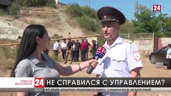 Стали известны причины аварии на Горьковском мосту в Керчи