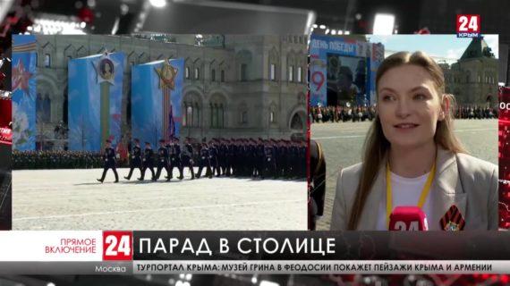 Генеральные репетиции парада Победы проходят сегодня по всей России