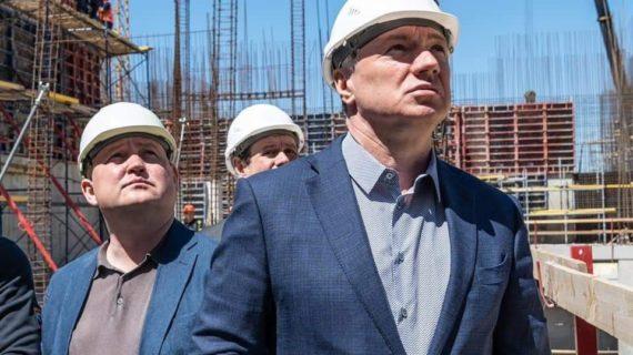 Строительство медицинского кластера в Севастополе удешевили за счёт корректировки проекта