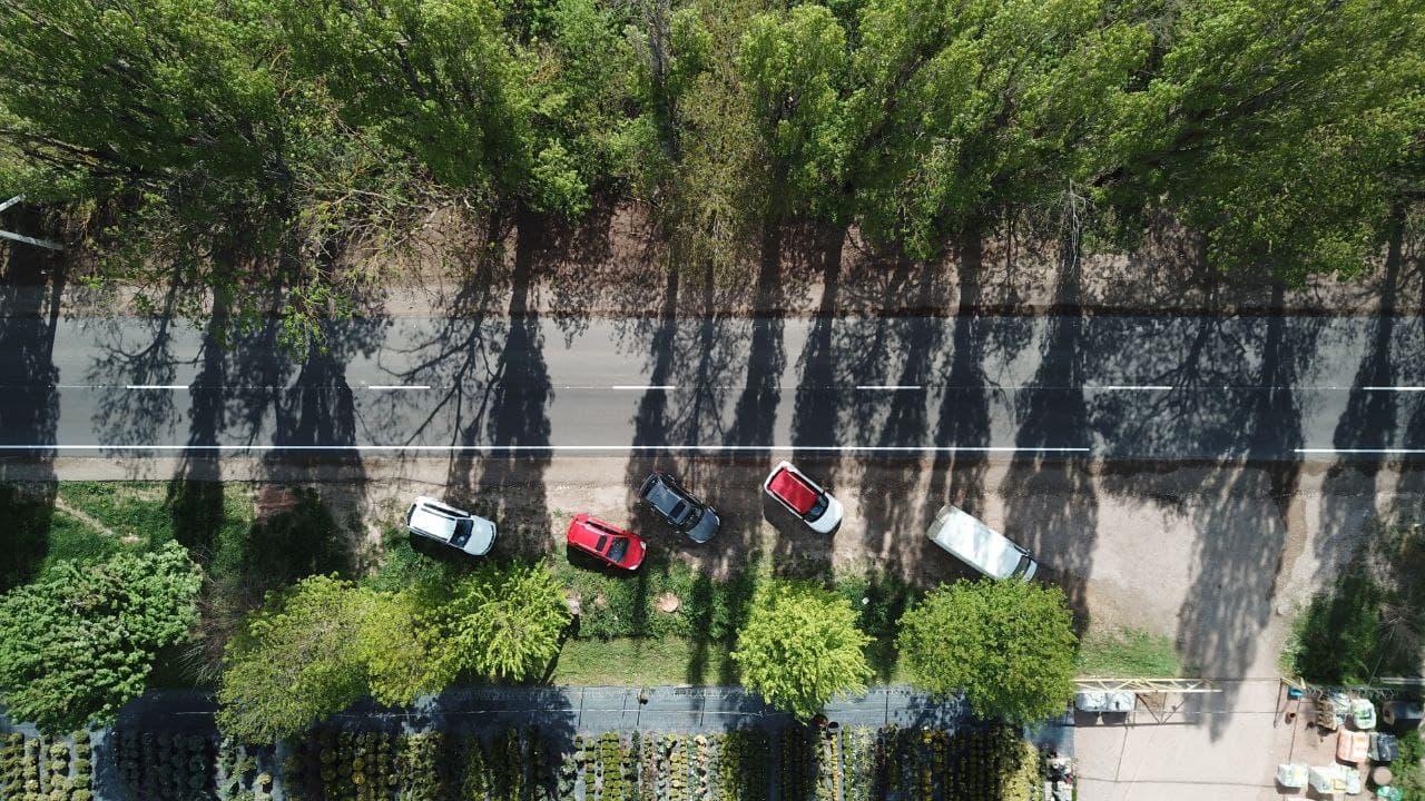 Ремонт дороги Доброе – Краснолесье Симферопольского района закончили раньше срока