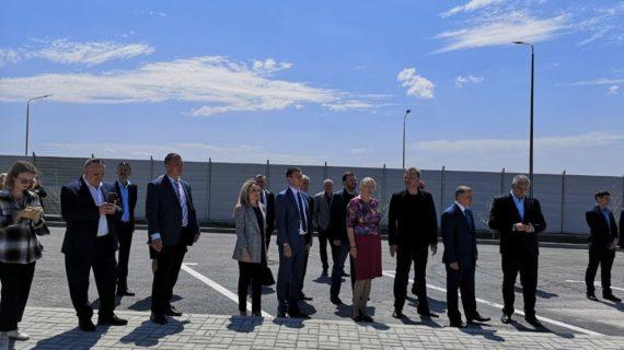 Первый автозаправочный комплекс открыли на трассе «Таврида»