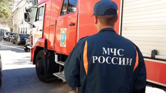 Крымчан предупредили о высокой пожароопасности в ближайшие 3 дня