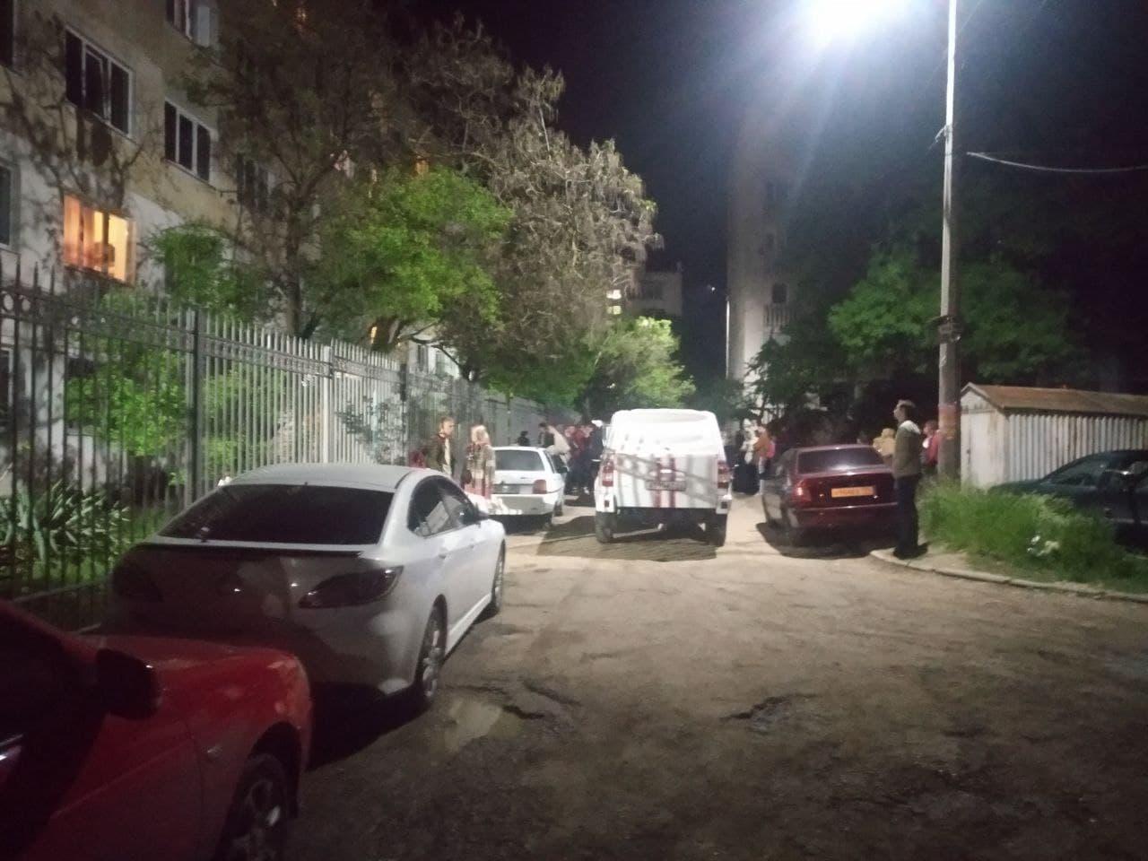 Сообщение о «минировании» университета в Севастополе оказалось ложным
