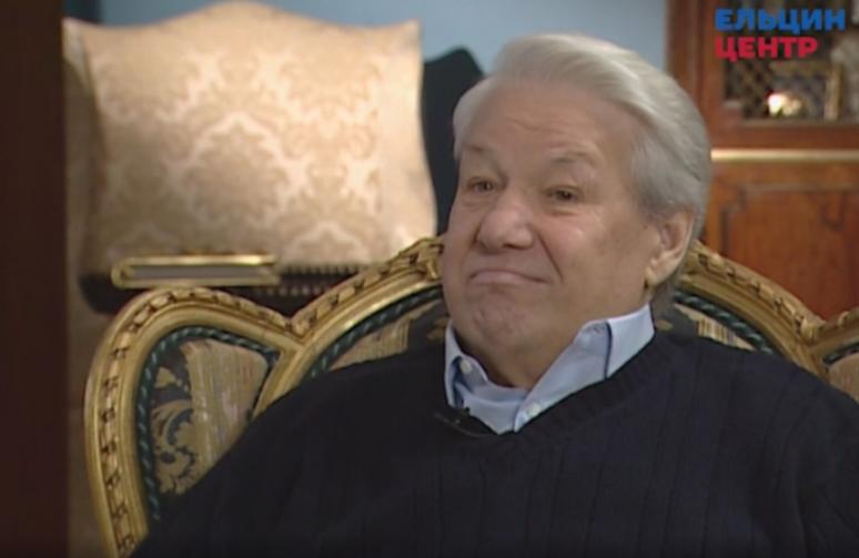 Первый президент РФ Ельцин отказался забрать Крым в обмен на газ