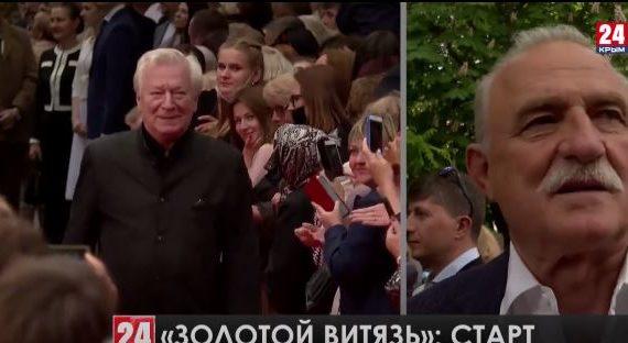 В Севастополь приехали известные деятели мирового искусства
