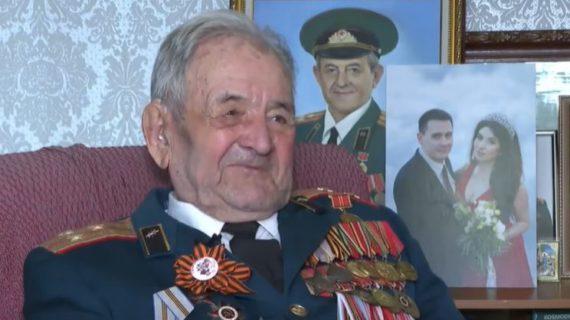 Ветеран рассказал о своей службе во время Великой Отечественной: «Пехота нам махала, мол, привет смертникам»