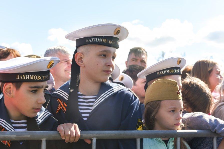 Как прошёл Парад Победы 9 мая 2021 в Севастополе. Фото, полное видео