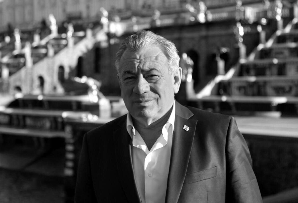 Умер президент Всекрымского еврейского конгресса Ян Эпштейн