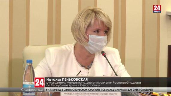 В Крыму ухудшается ситуация с коронавирусом