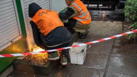 Более 400 незаконных торговых объектов снесли за 6 месяцев в Крыму