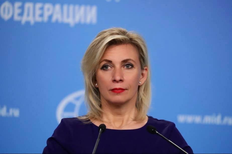 Захарова высмеяла главу украинского МИДа и его хвастовство «Крымской платформой»