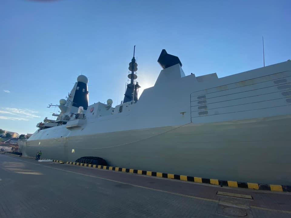 Корпорация BBC опубликовала секретные документы о проходе британского  эсминца «Дефендер» вблизи Крыма