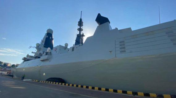Всё об инциденте с британским эсминцем у берегов Крыма 23 июня 2021: хронология, видео, комментарии