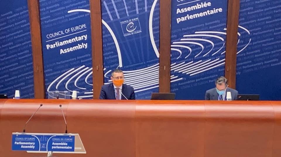 ПАСЕ призвала Россию применять в Крыму украинские законы