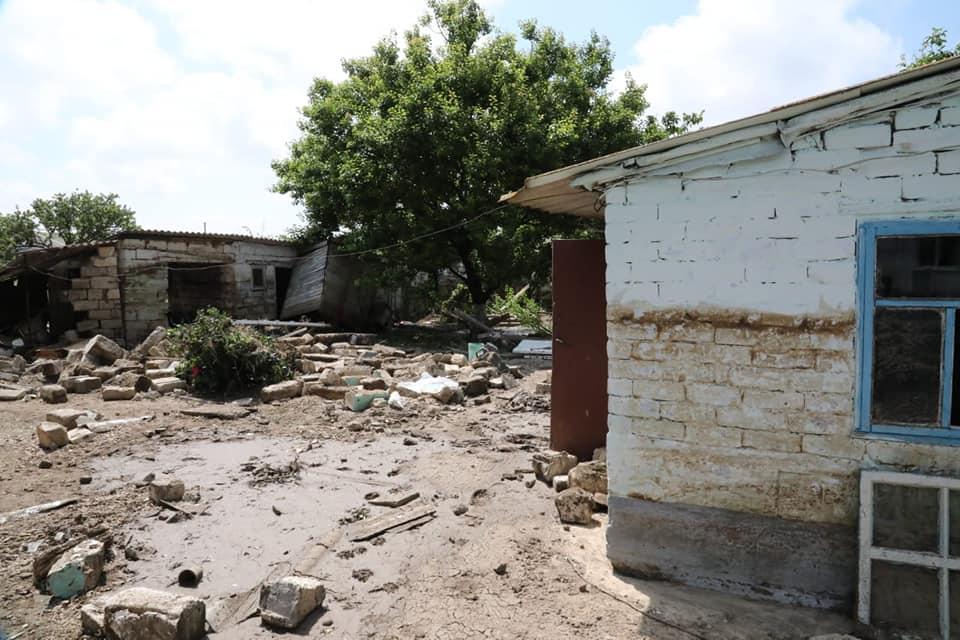 Жителей 64 затопленных домов в селе Приозерное переселят в новые дома