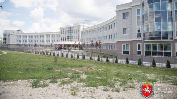 В Белогорском районе открыли психоневрологический интернат