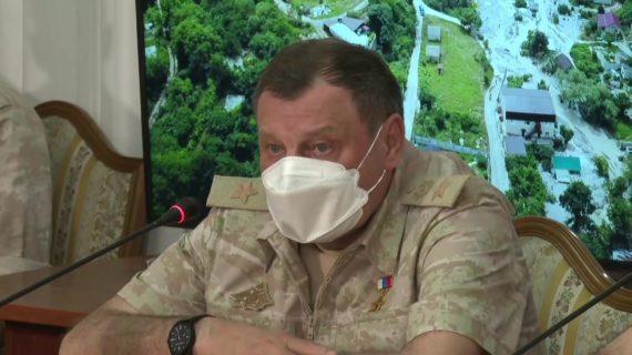 Задачи по ликвидации последствий стихии в Крыму будут выполнены военными в ближайшие дни