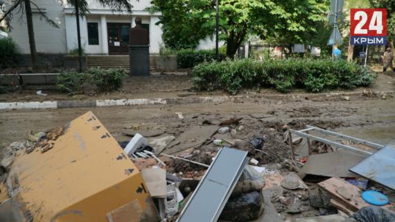 Владельцы пострадавших домов от наводнения в Крыму смогут получить дополнительные компенсации