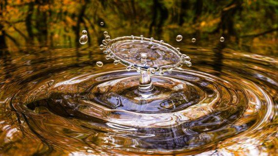 Ялта в результате сильных ливней накопила воды в водохранилищах больше, чем на год