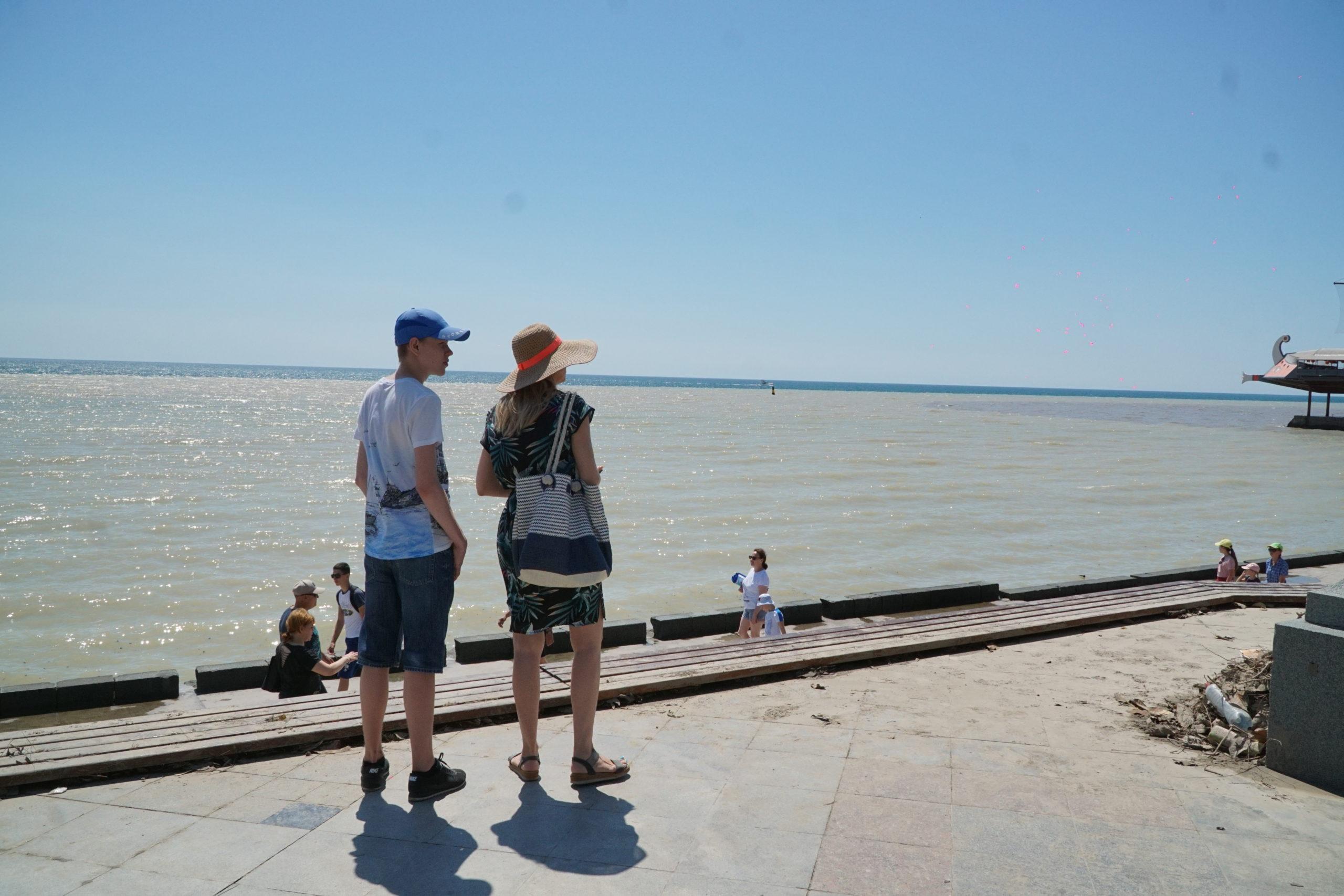 После наводнения в Ялте туристы поехали на море в другие города