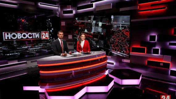 Телеканал «Крым 24» в лидерах медиарейтинга