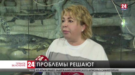 Городские власти Ялты оценивают ущерб от наводнения