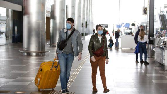 В аэропорту Симферополя заявили о готовности принимать рейсы из Белоруссии