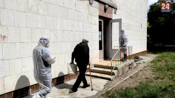 Роспотребнадзор настаивает на ужесточении ограничений в Крыму из-за коронавируса